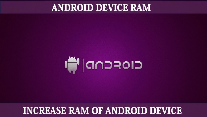 How to Increase RAM of Android Mobile Phone or Tablet using MemorySD Card